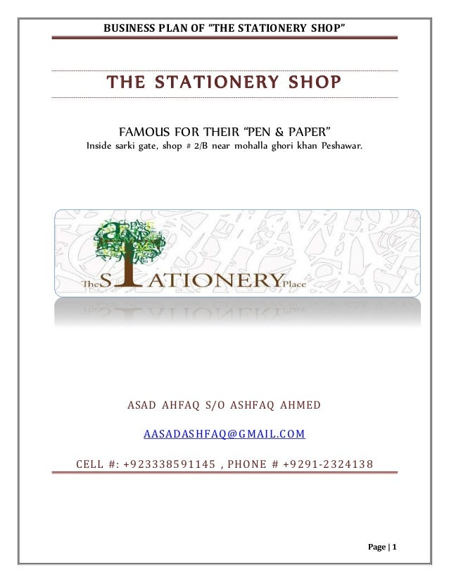 stationary businesses