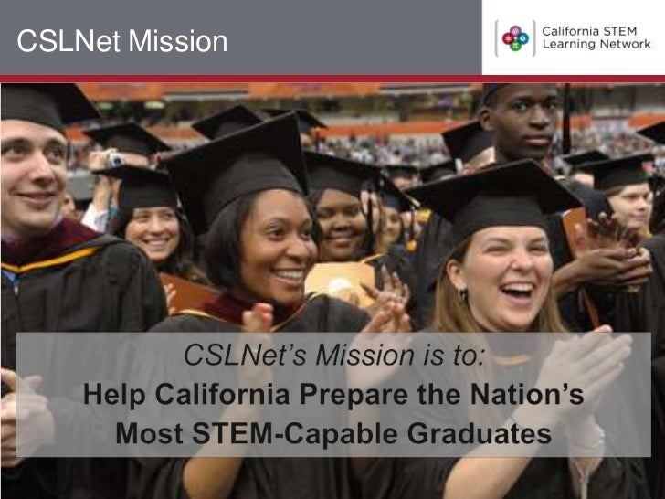 CSLNet Mission