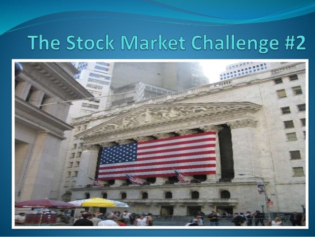 stock market assignment Learn about investwrite  produced by the stock market game program  teachers can choose to assign the investwrite writing assignment as an in-class or.