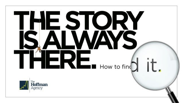 Business Communications: The Story Is Always There Slide 1