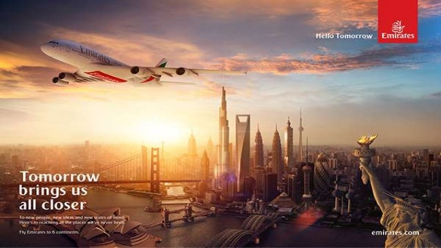history of emirates airlines Emirates ppt  history&introduction:  management of emirates airlines are able to promotes the sharing of a commongoal among their employee,hence,.