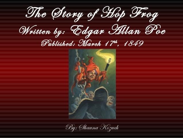Edgar Allan Poe's Hop Frog: Summary & Analysis