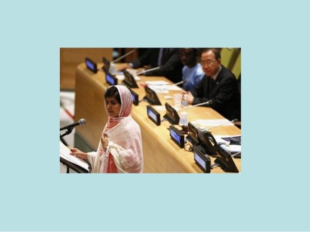 The story of Malala Yousafzai. (Nikos)