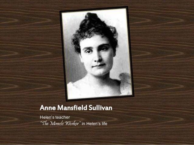 Summary of the story of my life-Helen Keller