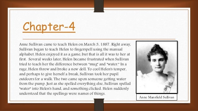 three days to see by helen Helen keller explains what she by hellen keller i set your mind to work on the problem of how you would use your own eyes if you had only three more days to see.