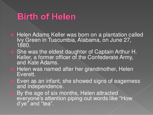 chapter wise summary of the story of my life by helen kellen The story of my life is an autobiography by the prolific author helen keller in her autobiography the author has described herself as a girl who taught the dumb to speak and enabled the deaf to hear.
