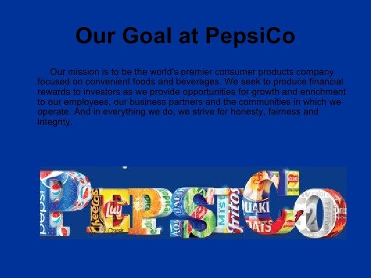pepsico strategy 2018