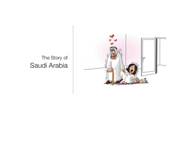 The Story ofSaudi Arabia