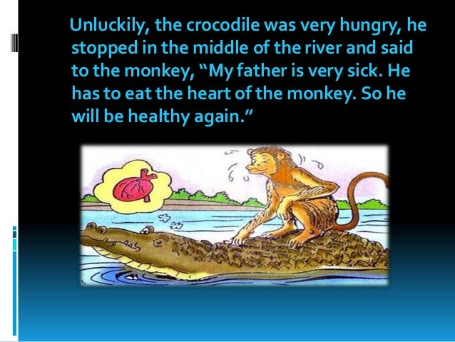 the monkey and crocodile Online shopping from a great selection at books store.