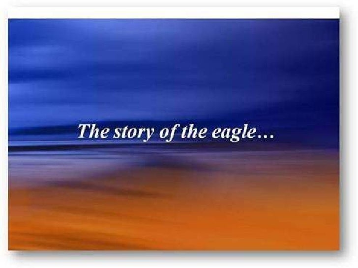 The story of the eagle.