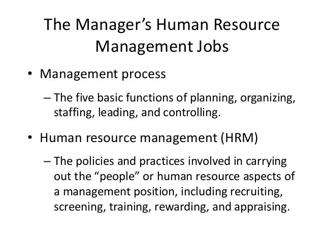 role of hrm Knowledge management effectiveness factors: the role of hrm author(s): victor oltra (associate professor of management at the university of valencia, valencia, spain) abstract:.