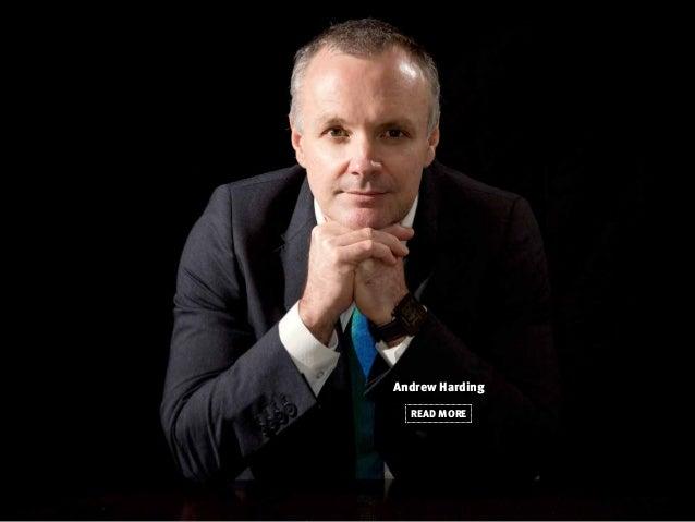 Andrew Harding READ MORE