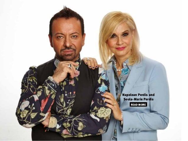 Napolean Perdis and Soula-Marie Perdis READ MORE