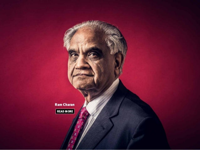 Ram Charan READ MORE
