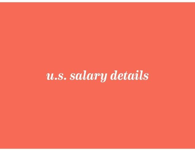 u.s. salary details