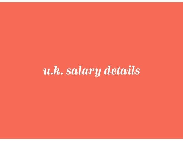 u.k. salary details