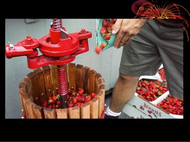 The strawberry beer Slide 3