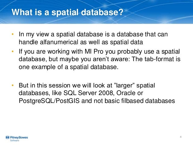 Moskitt-GEO Modelling Spatial Databases | Prodevelop
