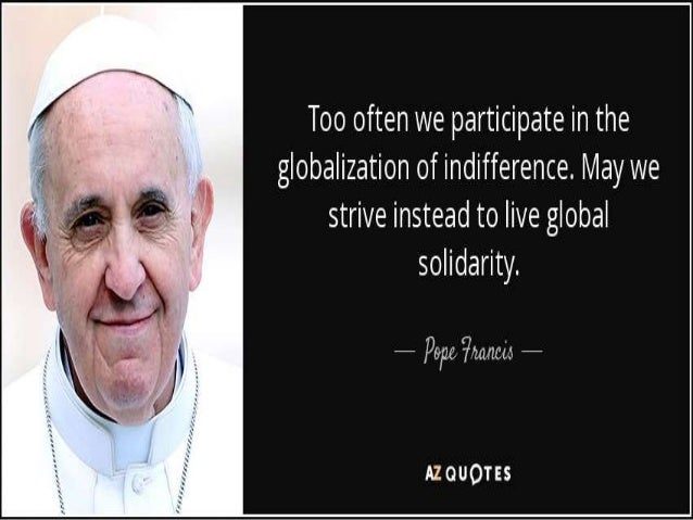 Society and  Globalization