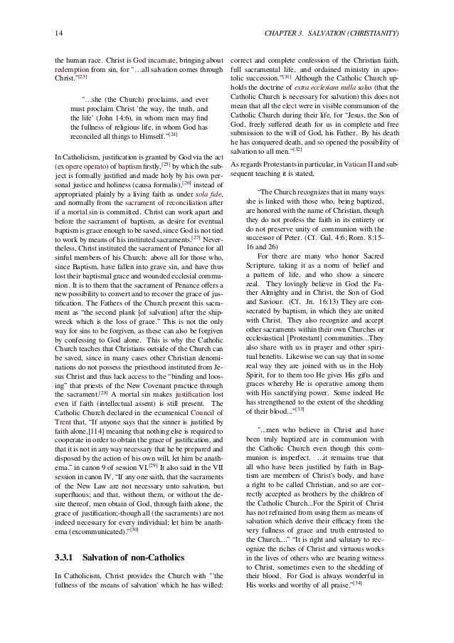 full view of salvation essay Full view of salvation - introduction is it possible to understand the gospel message, serve as an salvation - salvation in langston hughes' essay salvation, langston talks about the first time he is going to be saved from sin langston is a.