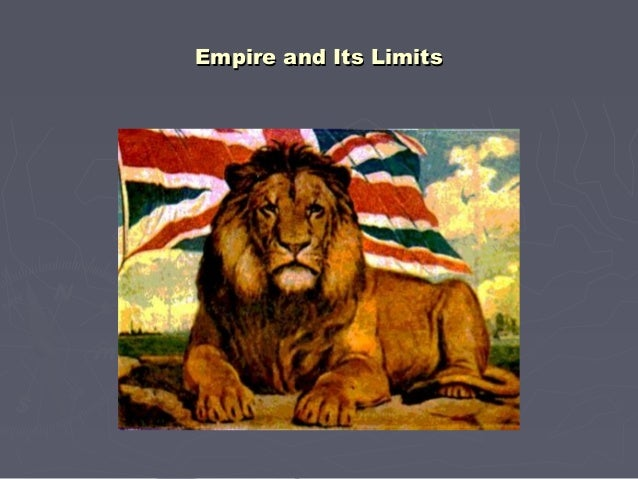 Empire and Its LimitsEmpire and Its Limits