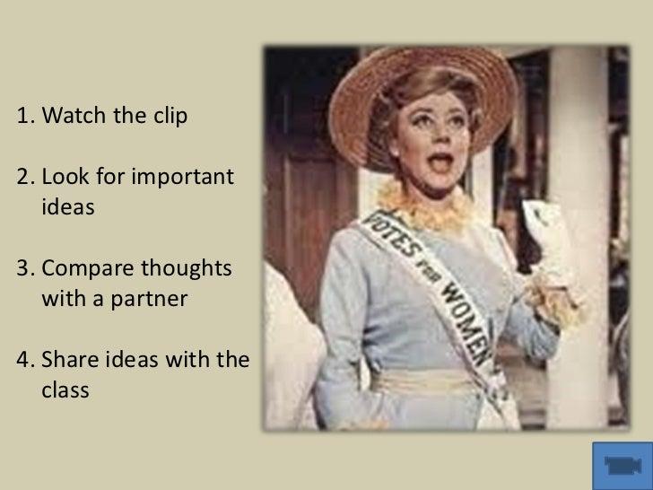 The Suffragettes Slide 2