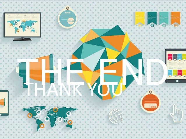 THE ENDTHANK YOU