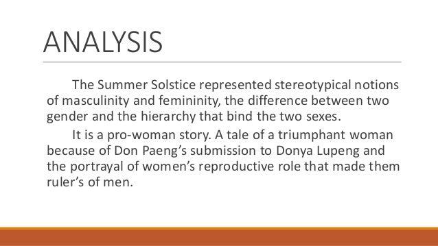 summer solstice summary