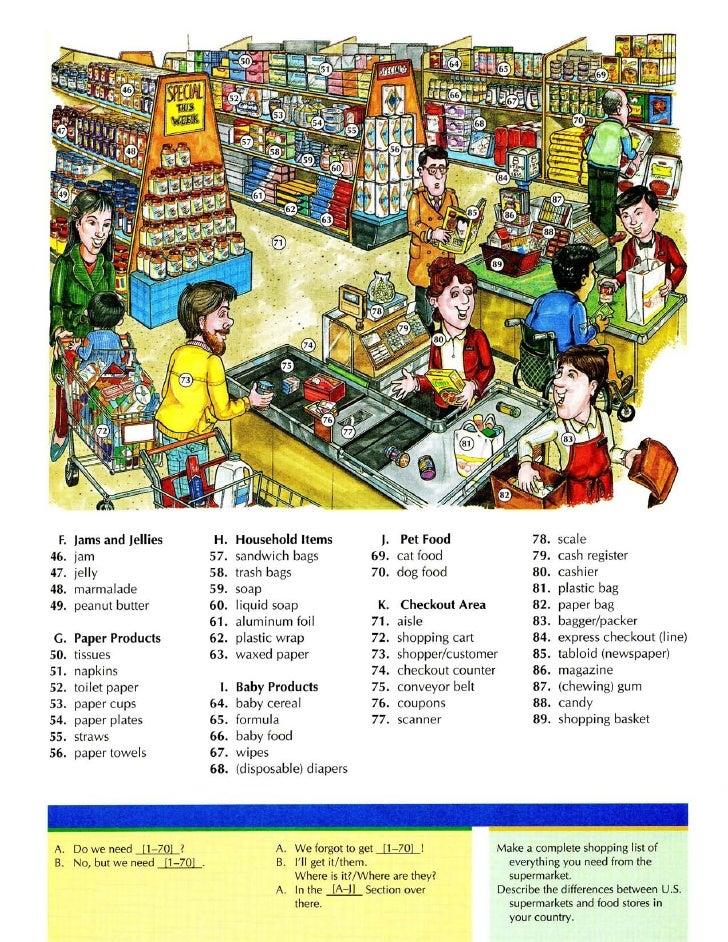 The supermarket IV