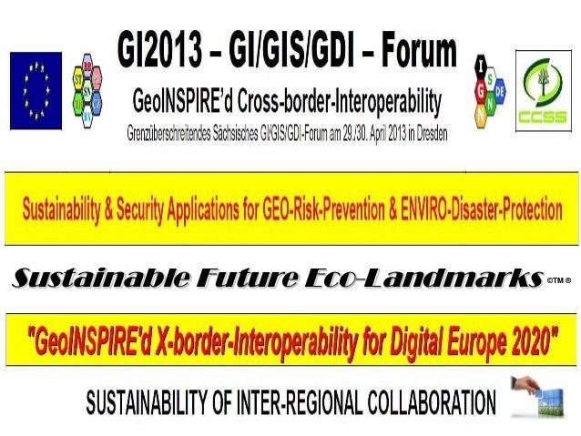 Sustainable Future Eco-Landmarks ©TM ®