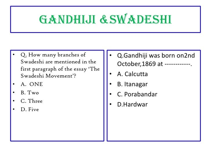 relevance of mahatma gandhi today essay Our depot contains over 15,000 free college essays relevance of gandhian principles in todays world the memory of mahatma gandhi today.