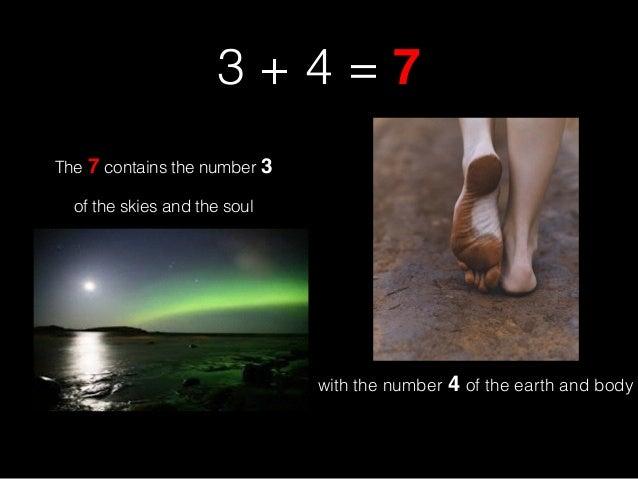 The Symbolism Of 7