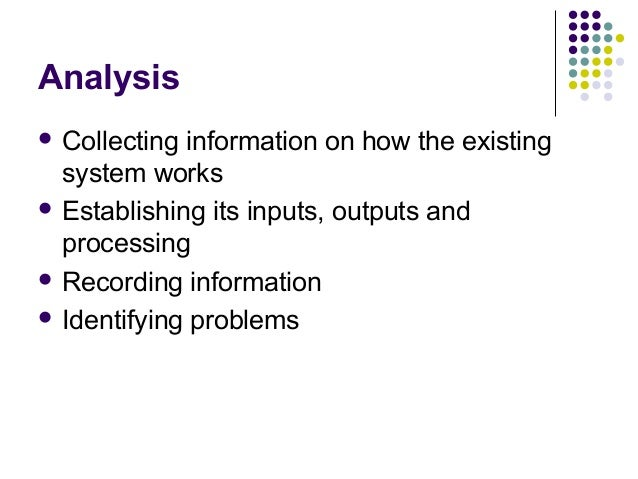 a look at the responsibilities of a computer systems analyst 2018-8-14 take a look at the following chart for an  what does a senior data warehouse analyst do  computer systems analysts are.