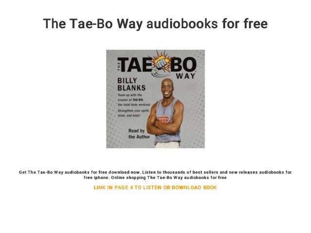 Billy blanks tae bo® advanced pt 24/7 bands workout! Youtube.