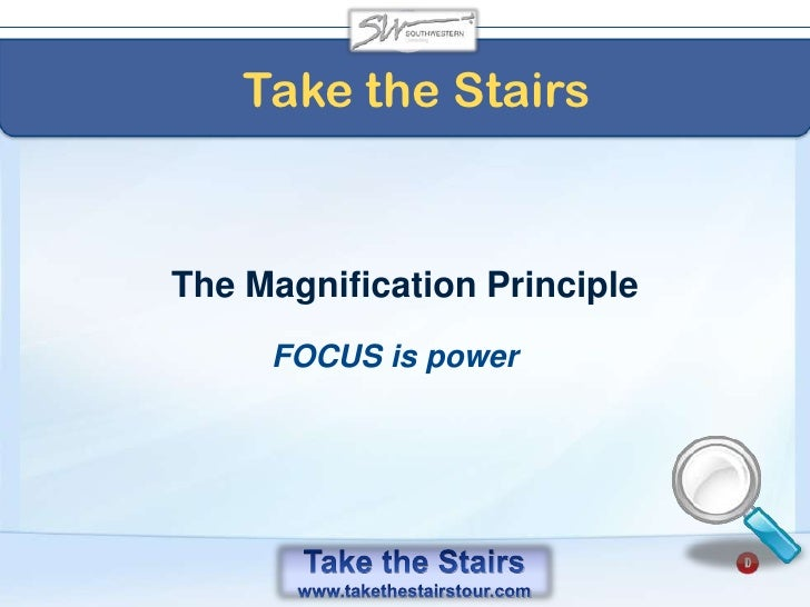 A Take the Stairs Leader<br />Gains commitment by COLLABORATING rather than AUTHORITATING<br />