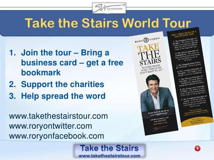 WORLD TOUR            www.takethestairstour.com<br />UAE<br />Burj Khalifa<br /><br />✔<br />✔<br /><br />✔<br />...