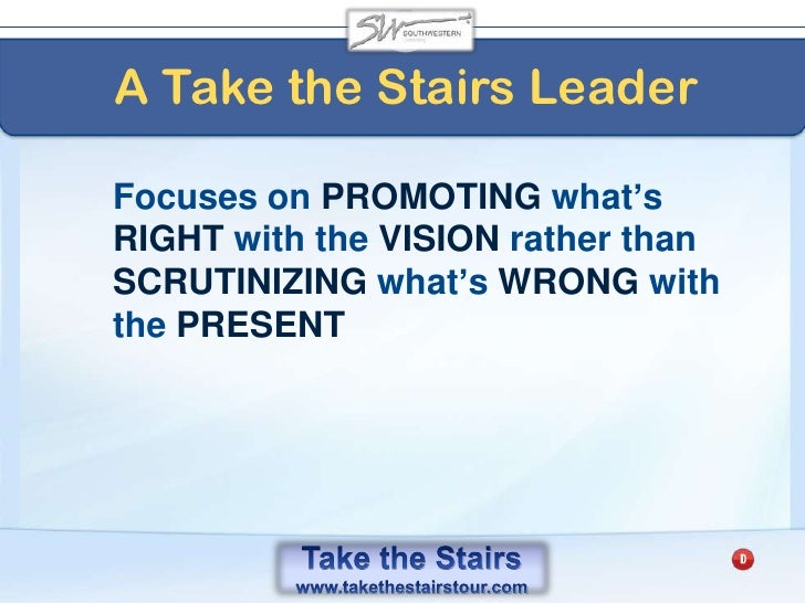 Rory Vaden S Take The Stairs Full Keynote