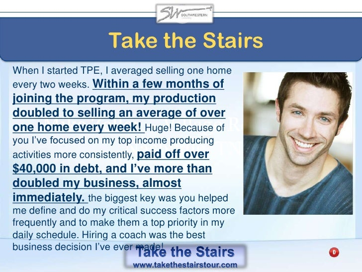 Take the Stairs<br />The Harvest Principle <br />of Schedule<br />Sometimes if is OVERWHELMING!<br />