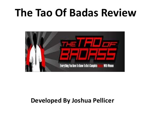 The Tao Of Badas Review Developed By Joshua Pellicer