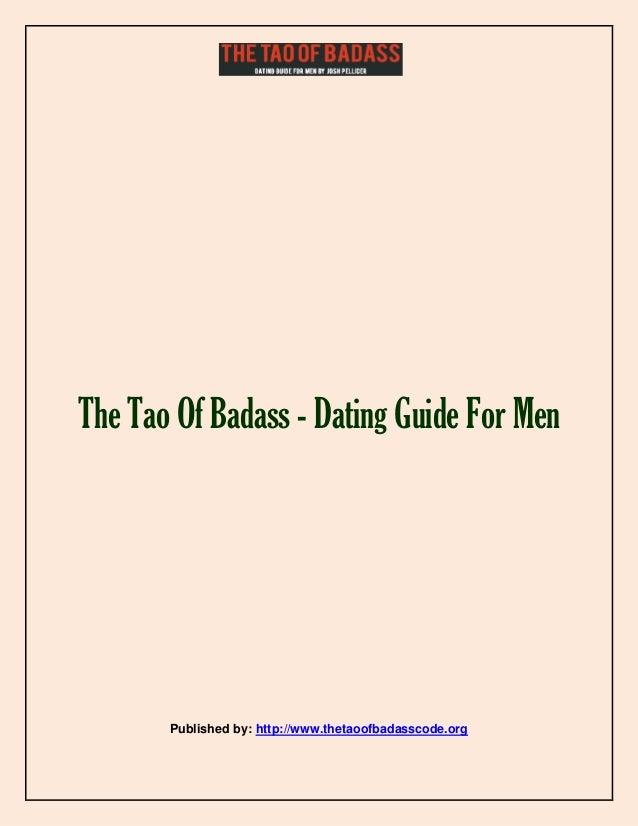 tao dating for men