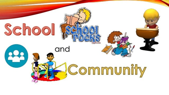 home school and community relationship