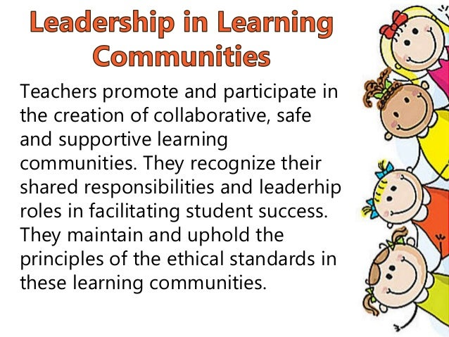 principles behind the need for a safe and supportive learning environment to promote learning Designing an effective online learning environment environment should be safe and supportive the need to feel connected therefore, a learning.