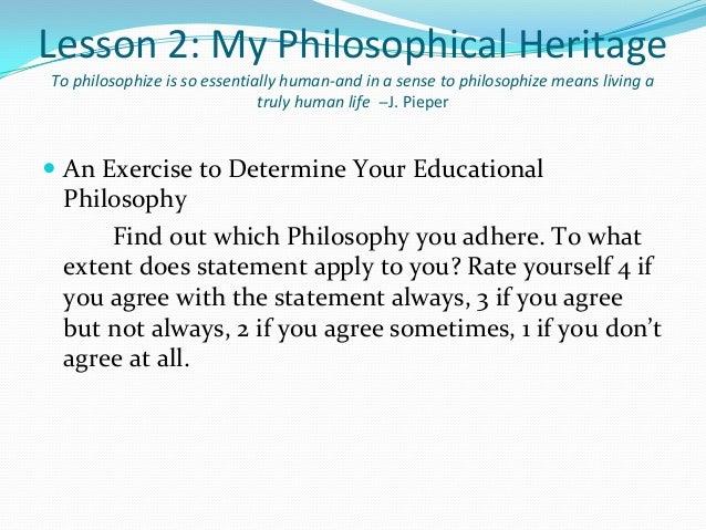 Essentialism in Education