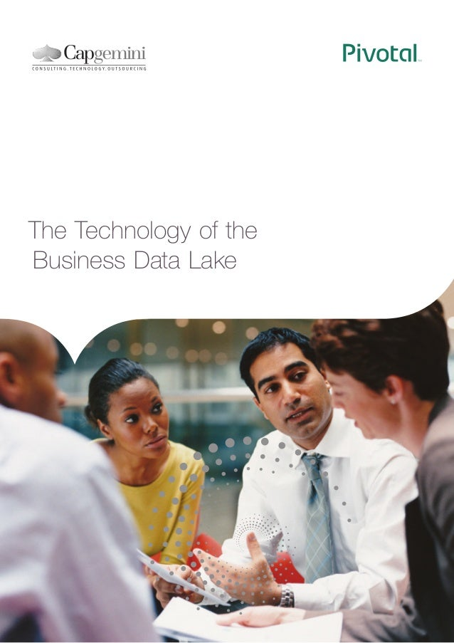 The Technology of the Business Data Lake