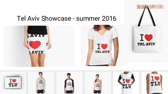 Tel Aviv Showcase - summer 2016