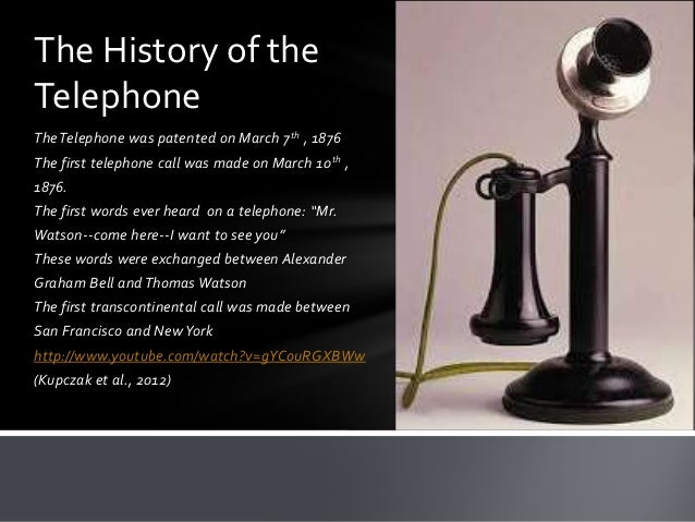 The Telephone Fys Project