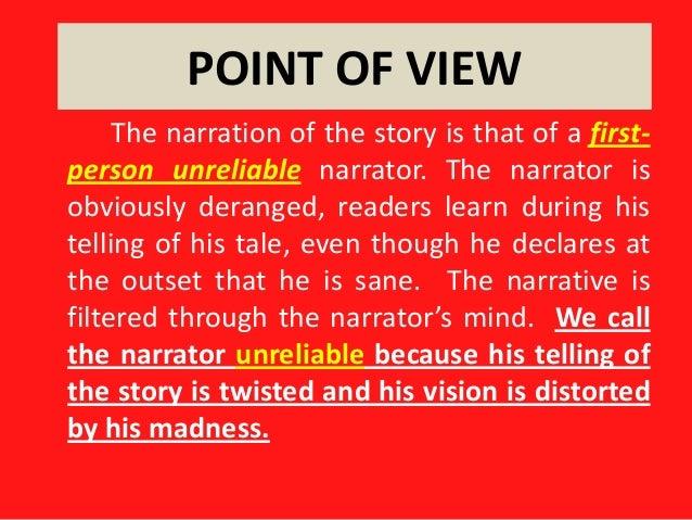 the tell tale heart summary