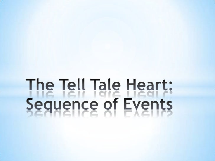 critical analysis of the tell-tale heart essay Essay analysis of the tell-tale heart point of view is important to any story, because it can help create the mood, and setting of a piece the tell- tale heart is a good example of this.