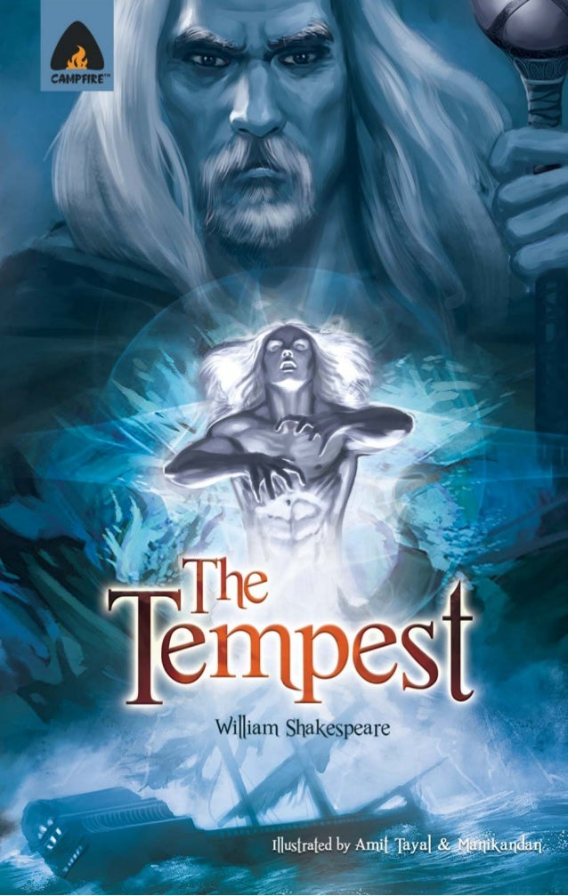 the use of humor in shakespeares play the tempest