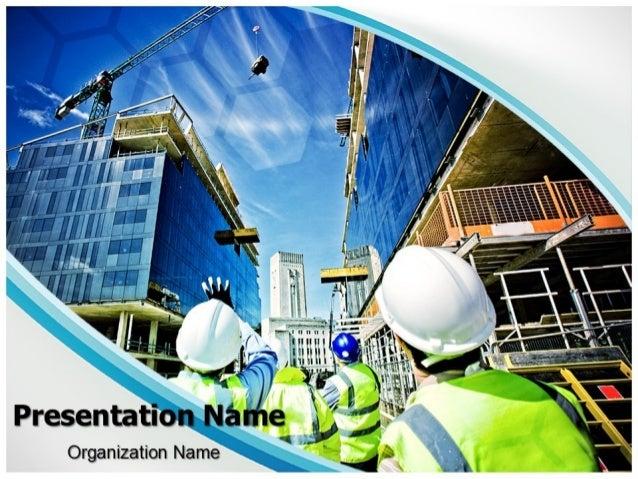 Construction real estate powerpoint template real estate ppt temp free 3d animated real estate and construction videos 4 toneelgroepblik Gallery